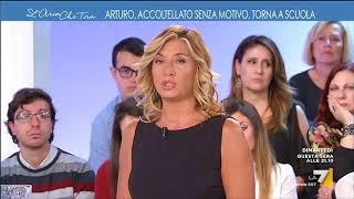 Marisa, madre di Arturo aggredito a Napoli: 'Grazie ai media che mi aiutano a tenere alta ...