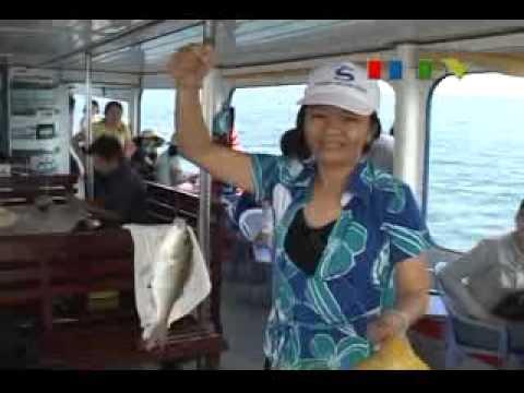Quỳnh Thanh - Du lịch phú quốc - câu cá - tắm biển lặn ngắm san hô