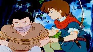 Tuck's Battle   ROBIN HOOD   Full Episode 18   English