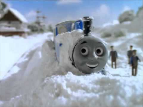 """Thomas & Friends """"All Alone On Christmas"""" by Darlene Love Christmas Music Video #2 - YouTube"""