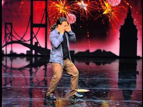 Yetenek Sizsiniz Türkiye - Pembe Panter 22.02.2012