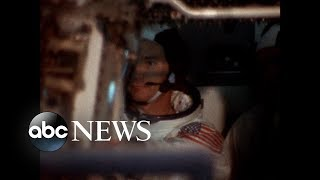 Man on the moon 50 years later: The man in the module | ABC News