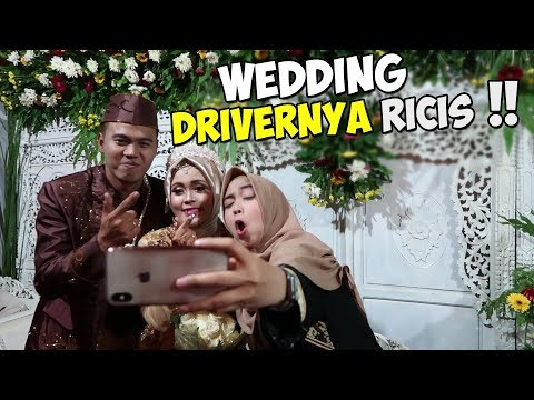 Happy Wedding Drivernya Ricis, Terharu 🥰