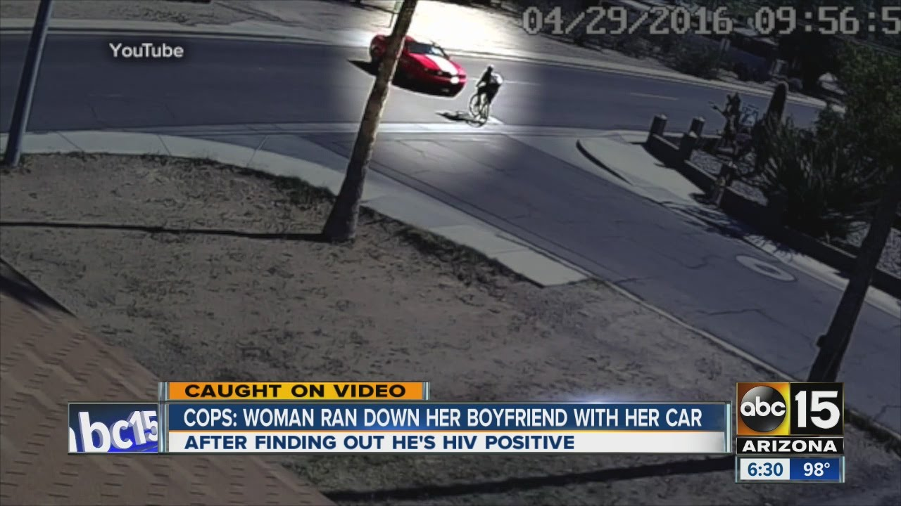 Woman Gets Hit By Car After Prank
