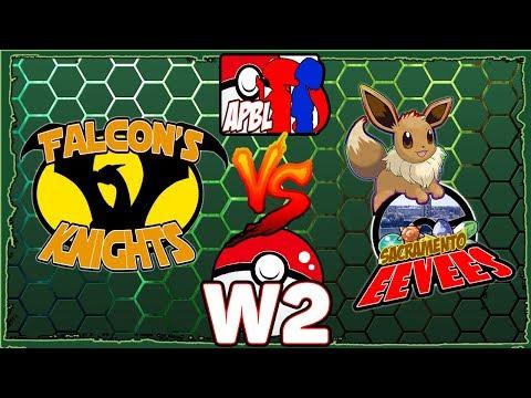 #ATPBL Round 2! VS Falcon's Nights aka Falcon's Gaming!! |