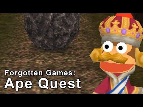 Forgotten Games: Ape Quest