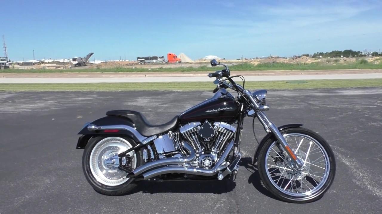 025829 - 2001 Harley Davidson Softail Deuce Fxstd
