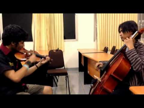 SMOOTH CRIMINAL on violin and cello (by MrDanuKW and S****Munyuk)