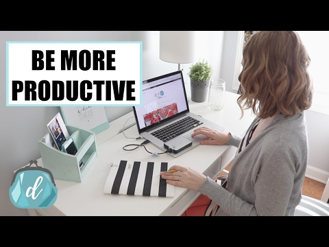 FREE Productivity-Boosting Tips | Best apps! (feat. Dashlane)