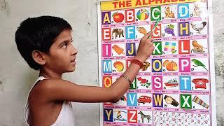A to Z ABCD a to z English alphabet kids ABCD phonic song a for apple b for ball ABCD ABC nurseryabc