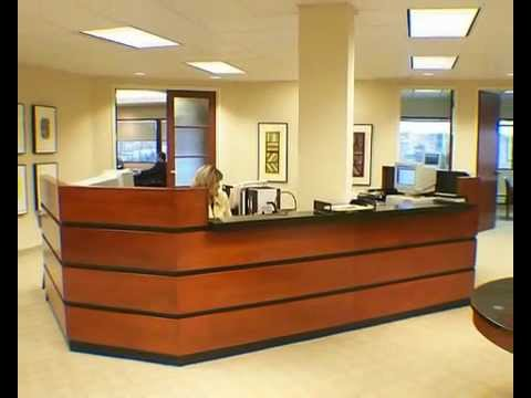Build Reception Desk Youtube