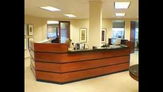 Build Reception Desk