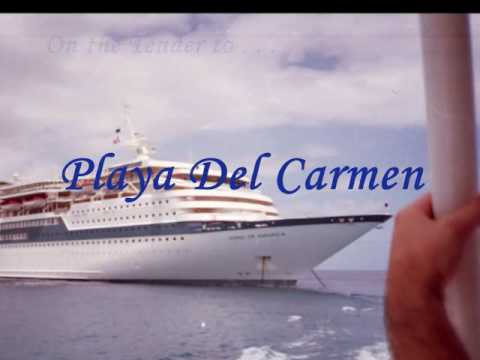 "Royal Caribbean--""Song of America"" Western Caribbean Cruise"