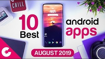 Top 10 Best Apps for Android - Free Apps 2019 (August)