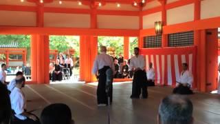 Cognard Hanshi - Aikido Kobayashi