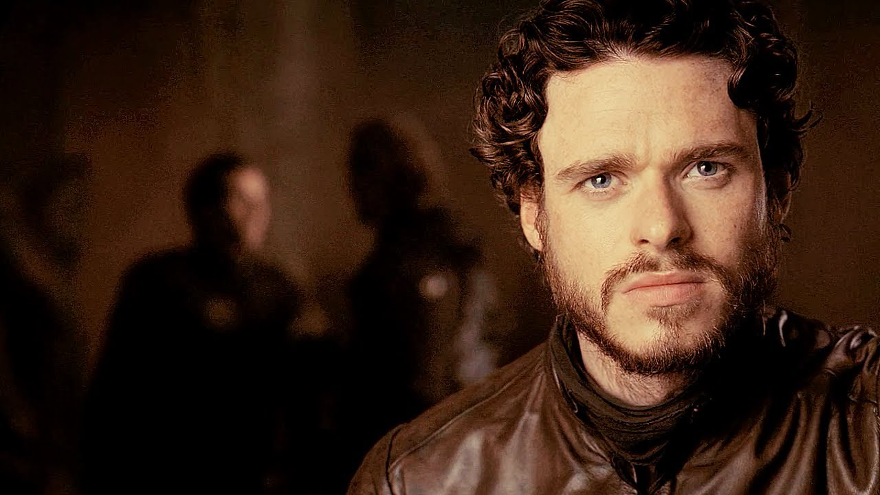 How can Robb Stark be gay