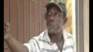 Osuofia Disagrees With Wife In  Taxi Driver