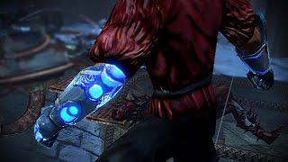 Path of Exile: Lunaris Gloves