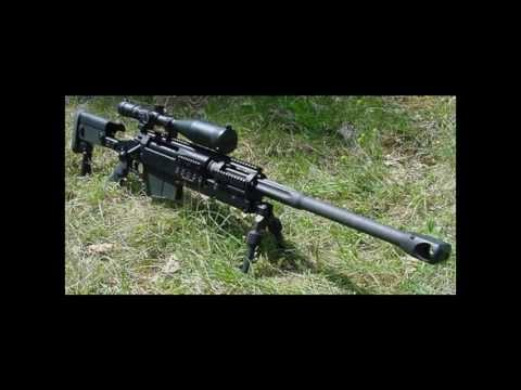 Top ten anti-material sniper rifles in the World