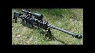 Top ten anti-material sniper rifles in the World