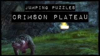 Guild Wars 2 Jumping Puzzles: Crimson Plateau