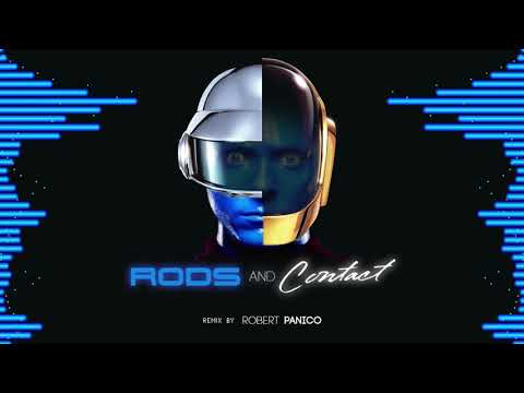 Rods And Contact (BLUE MAN GROUP vs DAFT PUNK)