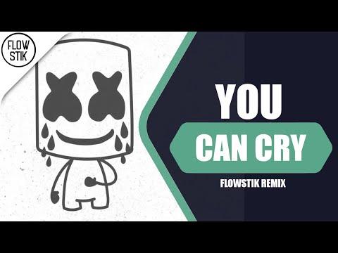 Marshmello x Juicy J Ft James Arthur - You Can Cry FlowStik Remix