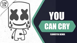 Marshmello x Juicy J Ft. James Arthur - You Can Cry (FlowStik Remix)