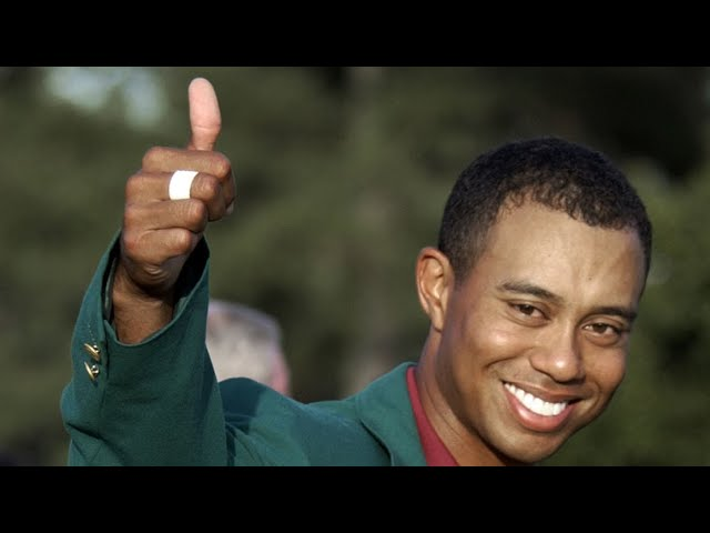 Tiger Woods' history at Masters Tournament