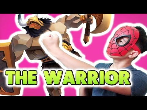 Monster Legends: The Warrior level 1 to 100 - Combat PVP