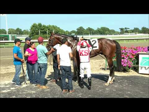 video thumbnail for MONMOUTH PARK 7-13-19 RACE 9
