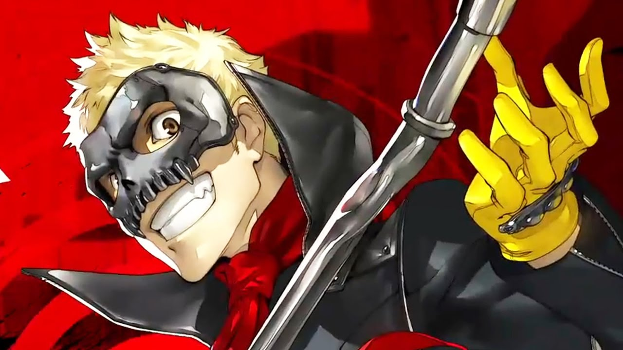 Image result for persona 5 ryuji