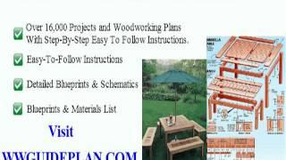Free Wood Corner Desk Plans