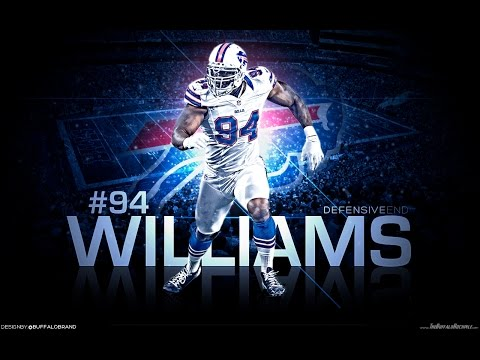 Mario Williams Bills highlights