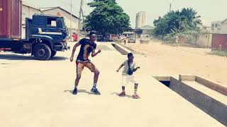 SKIIBII FT REEKADO BANKS -SENSIMA OFFICIAL DANCE VIDEO BY CAPTAIN FLEXY AND LITTLE FLEXY