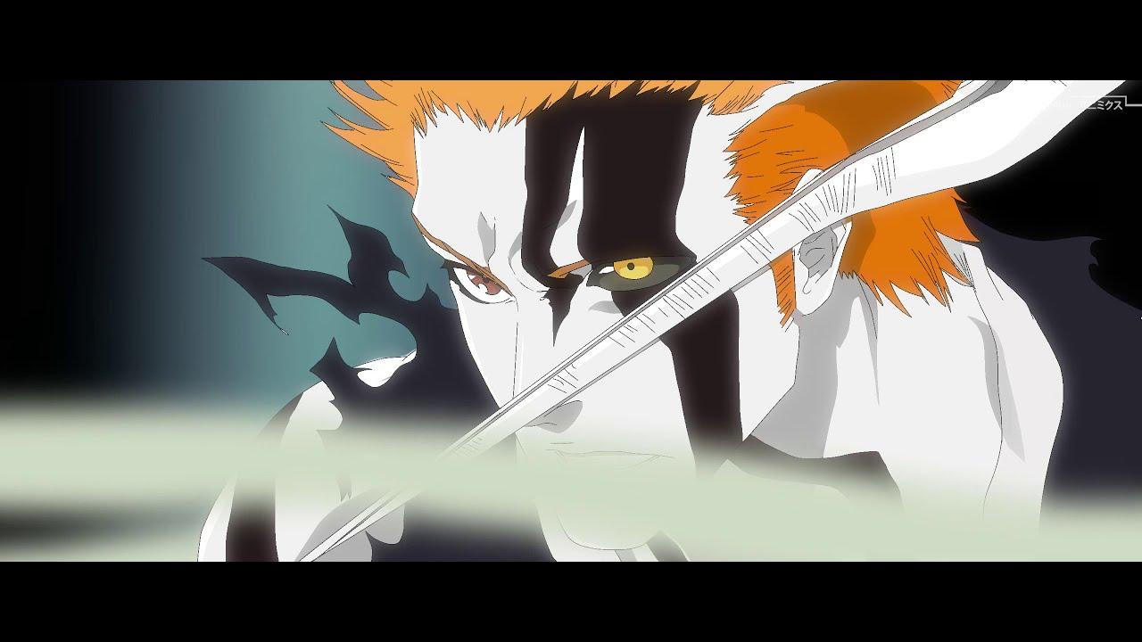 Ichigo vs yhwach bleach chapter 675 animation