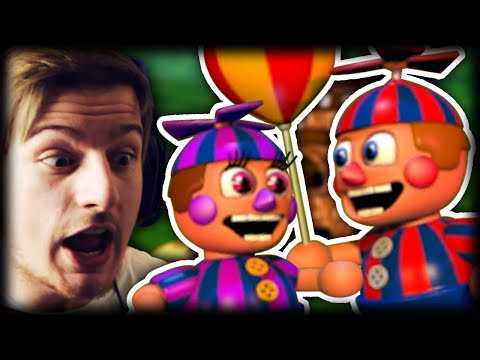 The Gang Are Back!!! || FNAF World #1