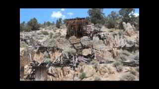 Quad-ATV Trail ride to Masonic Ghost Town and Mine and Bodie Ghost Town - Mono County CA