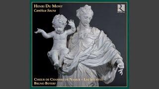 Credidi propter quod locutus sum à 3 & 4 voces, viol. si placet (Extrait des Cantica Sacra)