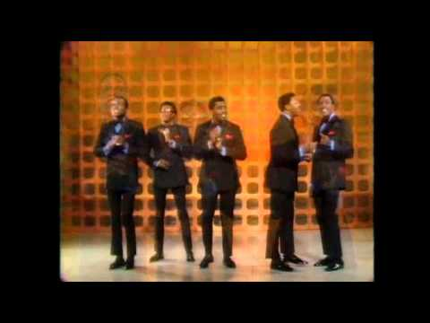 TEMPTATIONS ON ED SULLIVAN  1966