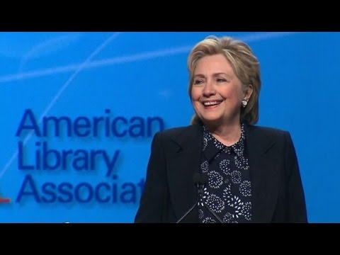 Download Youtube: Hillary Clinton full ALA Conference speech