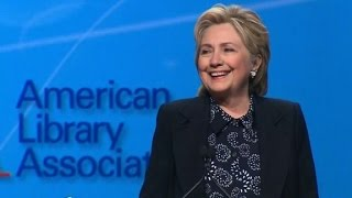 Hillary Clinton full ALA Conference speech