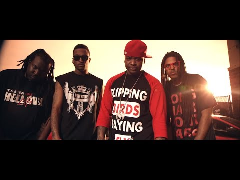 Stevie Stone - 2 Birds 1 Stone - Official Music Video