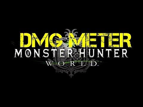 MHW - !MOD DOESNT WORK ANYMORE! - PC - Mod - DMG Meter - DPS Meter - Damage  Meter - Minitaur89