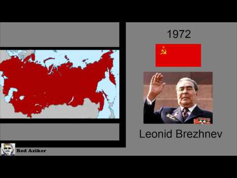 History of Russia 1922-2016