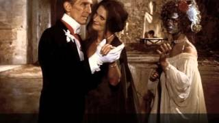 Peter Cushing & Alida Valli | Play the Devil (Tendre Dracula, 1974, OST)