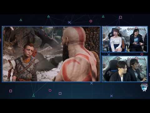 【PlayStation 遊樂園 Live】God of War