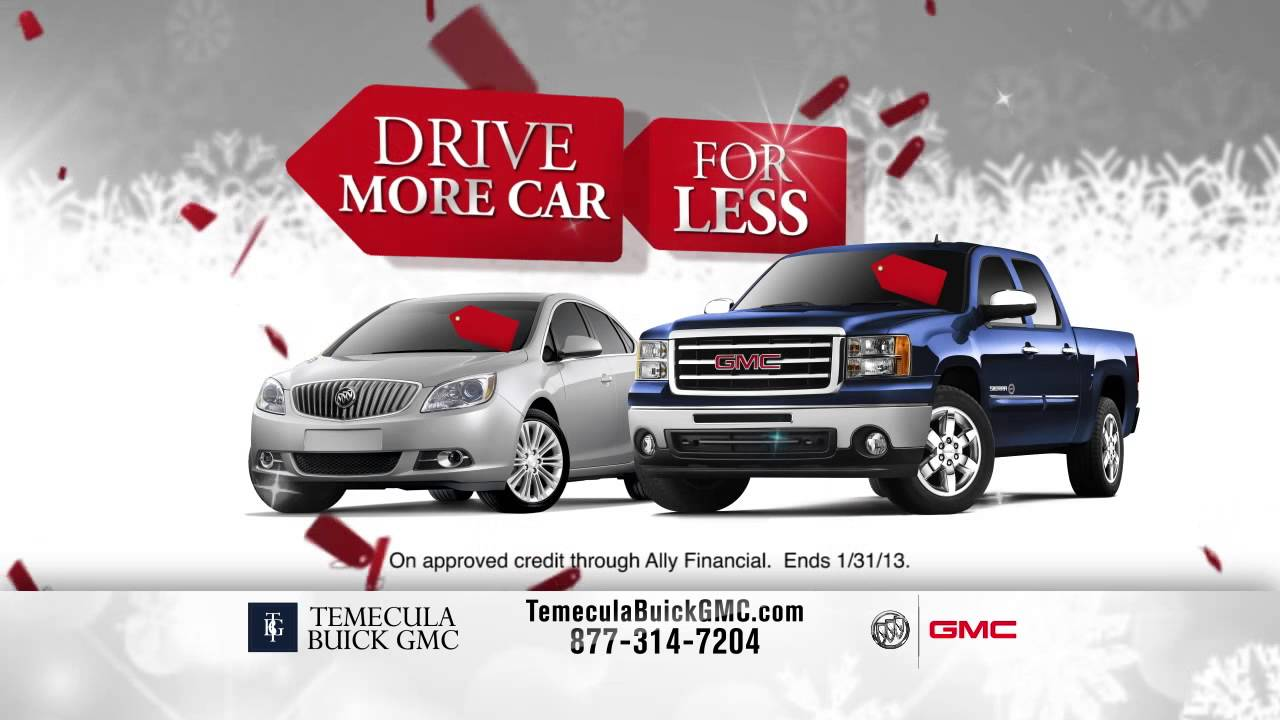 New Year S Temecula Buick Gmc Red Tag Sale Going On Now