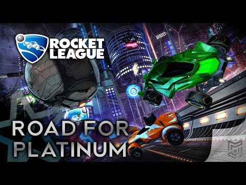 ROCKET LEAGUE - ROAD TO PLATINUM | BLACK MARKET GIVEAWAY (PS4) AT 1000 SUBS!!!
