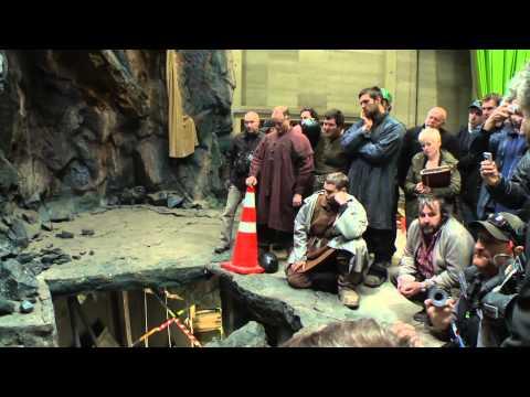 El Hobbit: Un Viaje Inesperado - Clip 3 de los extras de la Versión Extendida
